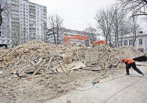 В Киеве на месте исторического особняка построят здание для резиденции посла Казахстана