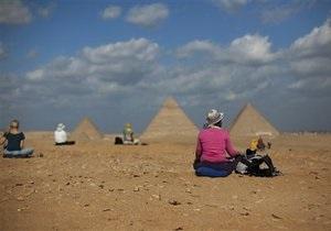 Гостуризм: Украинские власти не могут запретить продажу путевок в Египет