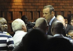 Суд над Писториусом: Брата Писториуса будут судить за предполагаемое убийство