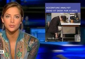 Новости США - странные новости: В США сотрудники компании четыре дня не замечали смерти коллеги