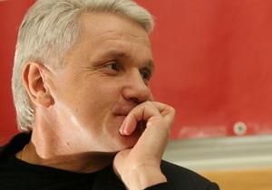 Литвин заявил, что не видит серьезной угрозы свободе слова