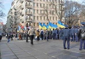 Сыграли на опережение. Одесский суд запретил все акции по случаю годовщины битвы под Крутами