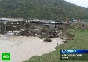 В России оценили ущерб от наводнения на Кубани