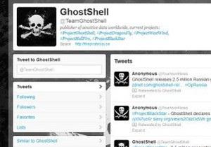 Хакерская группа GhostShell объявила о начале кибервойны с Россией