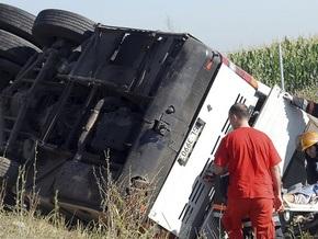 В Египте автобус столкнулся с грузовиком: 16 человек погибли