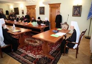 Митрополит РПЦ: Украинские раскольники переходят в лоно церкви