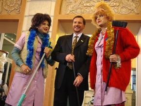 Чорновил и Настя Каменских примут участие в шоу Файна Юкрайна