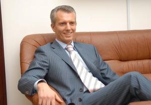 Хорошковский не намерен в ближайшее время возвращаться в Украину