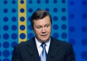 НГ: Перестройка Януковича