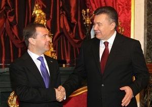 В подмосковных Горках встретятся Янукович, Медведев, Азаров и Путин