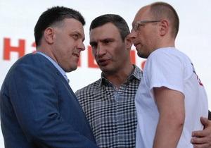Корреспондент: Недореволюционная ситуация. Почему Софийская площадь – 2013 не превратится в Майдан-2004