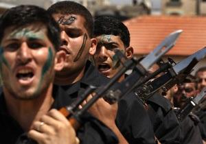 Глава ПНА убедил ХАМАС отказаться от вооруженной борьбы