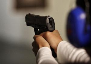 За две недели милиция изъяла у россиян более четырех тысяч травматических пистолетов