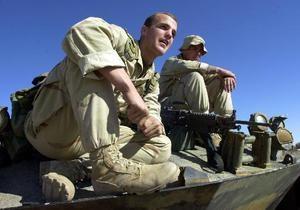 Служившие в Афганистане с 2009 года американские военные вернулись домой