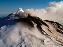 Сегодня на Сицилии проснулся крупнейший вулкан Европы