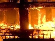 Пожар на заводе Полисинтез - новые подробности