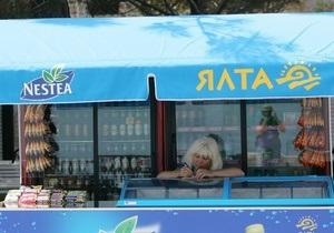 РГ: Климат в Крыму теплеет