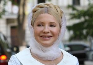 Соратники Тимошенко планируют посетить экс-премьера во вторник