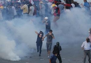 Турецкие демонстранты ответили Эрдогану: Мы останемся с нашими требованиями