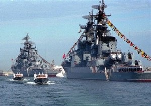 НГ: Морской бой Виктора Януковича