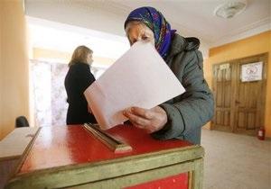 Молдавский парламент снизил проходной барьер на выборах