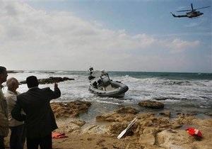 У берегов Кипра затонула яхта с россиянами на борту