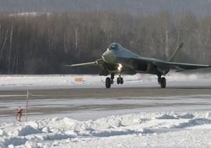 Российский истребитель пятого поколения выполнил второй полет