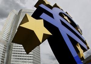 ЕЦБ: Экономика еврозоны слаба и подвержена рискам