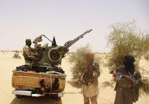 Мали - исламисты вновь заняли Гоа
