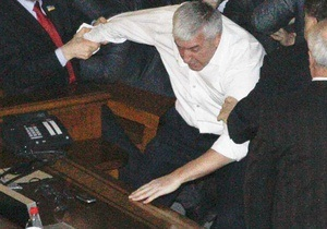 Москаль о новом министре обороны: Боже, спаси Украину от таких назначений