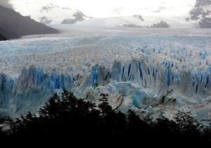 В Чили преступники попытались украсть из заповедника 5 тонн льда