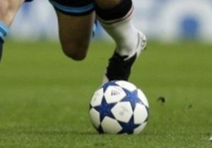 Во Львове состоялся футбольный матч между харьковским и львовским горсоветами