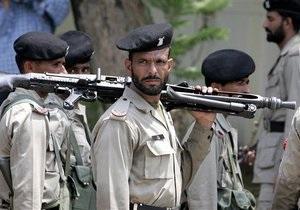 Пакистанская армия уничтожила 30 боевиков Талибана