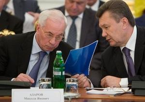 Послезавтра Янукович придет на заседание правительства