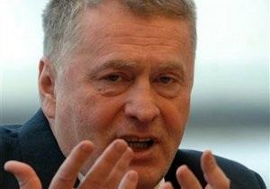 Жириновский в случае избрания на пост президента намерен изменить празднование Нового года