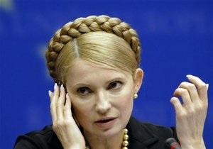 Власенко: Тимошенко не видела списка кандидатов