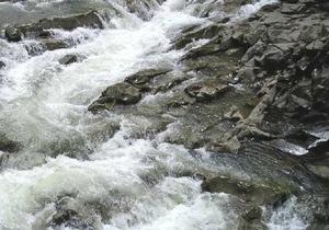 В Карпатах в одной из рек найдена ртуть