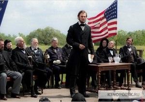 В Сети появился первый кадр из фильма о борьбе Линкольна с вампирами