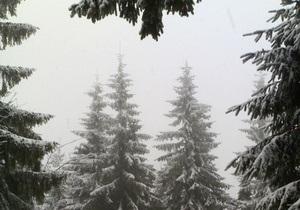 В Карпатах потерялись трое сноубордистов из Москвы