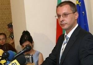 Бывшего премьера Болгарии обвиняют в потере секретных документов