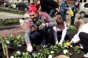 Жилой комплекс  Времена года  организовал праздник для своих маленьких жителей