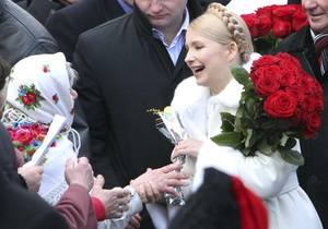 В ПР заявили, что оппозиция пассивна: Тимошенко нечем похвастаться