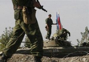 Грузия обеспокоилась российской военной базой в Армении