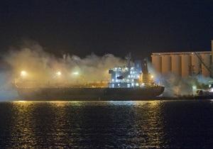 Командование НАТО заявило об уничтожении восьми кораблей сил Каддафи