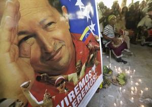Партия Уго Чавеса призвала своих сторонников  взять Каракас