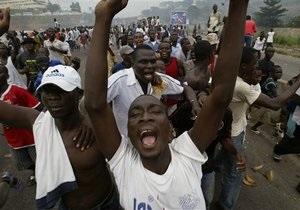 МИД: Не исключено, что подвергшиеся нападению в Кот-д'Ивуаре иностранцы - украинцы