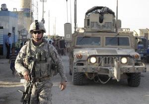 Власти Ирака согласились оставить в стране пять тысяч военных инструкторов США
