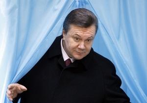 В США считают, что Янукович ограничивает право политических партий на участие в выборах
