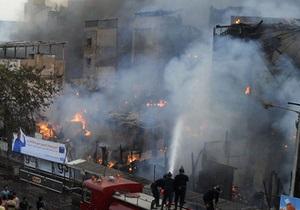 В ведущем атомном институте Индии произошел пожар: погибли двое ученых