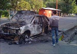 Жертвами беспорядков на юге Кыргызстана стали 37 человек